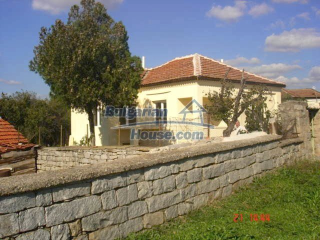 Houses for sale near Elhovo - 10702