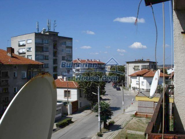 10709:14 - One-bedroom apartment in good condition ,Elhovo