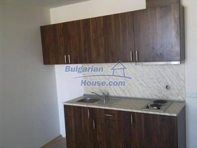 10714:13 - Entirely furnished apartment near Burgas