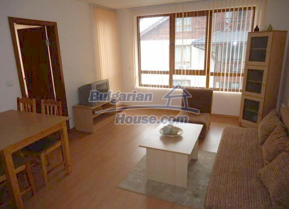 10720:9 - Fully furnished one-bedroom apartment in Bansko