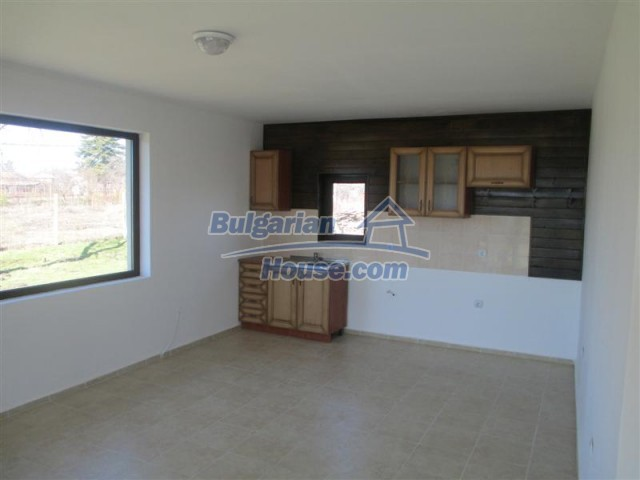 10728:10 - Brick house in a developed village,  20 km from the sea coast