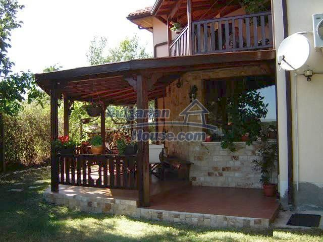 10729:2 - Furnished two-storey house in a calm village near Varna