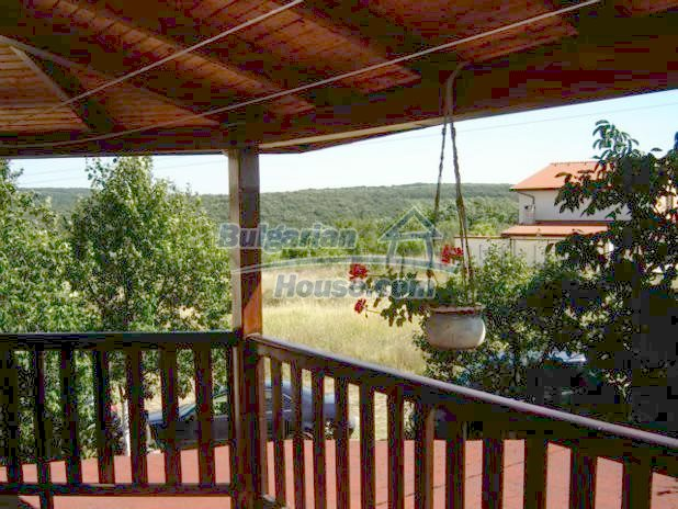 10729:4 - Furnished two-storey house in a calm village near Varna