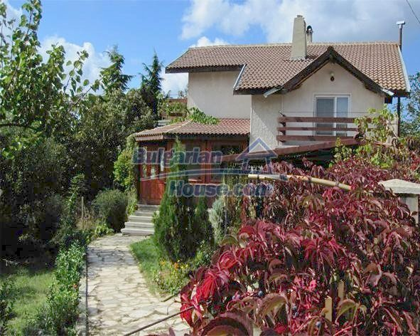10731:2 - Fully furnished two-storey house with sea view near Varna