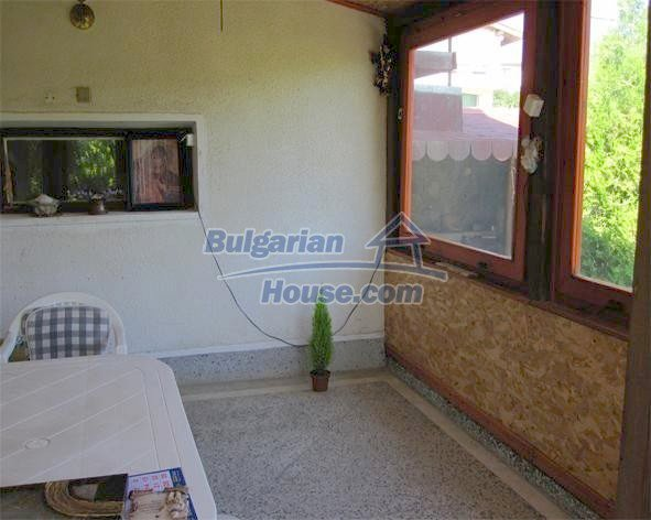 10731:15 - Fully furnished two-storey house with sea view near Varna