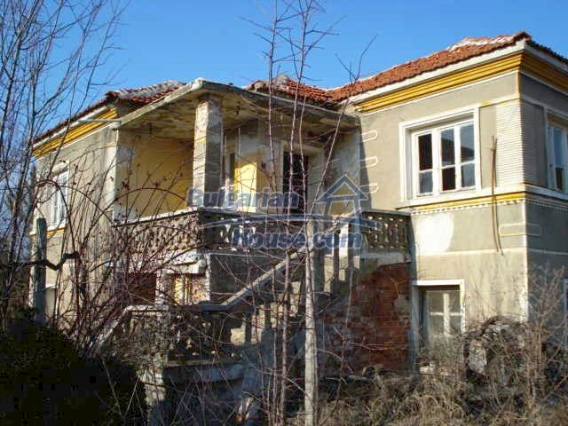 10740:1 - Two-storey house with spacious fruit tree garden near Yambol