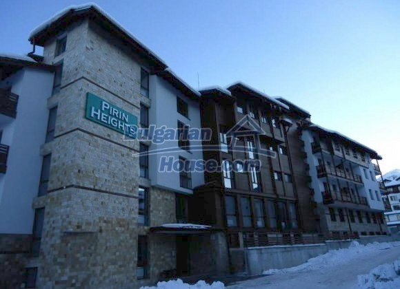 10741:1 - Furnished one-bedroom apartment in excellent condition, Bansko
