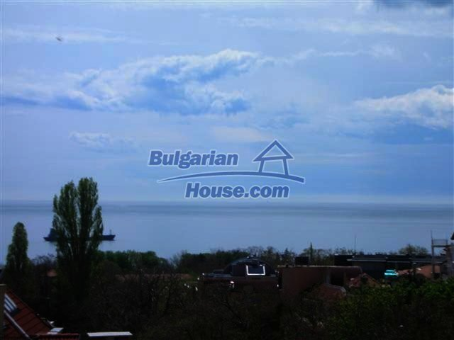 10743:11 - Fully furnished apartment with splendid sea view in Varna
