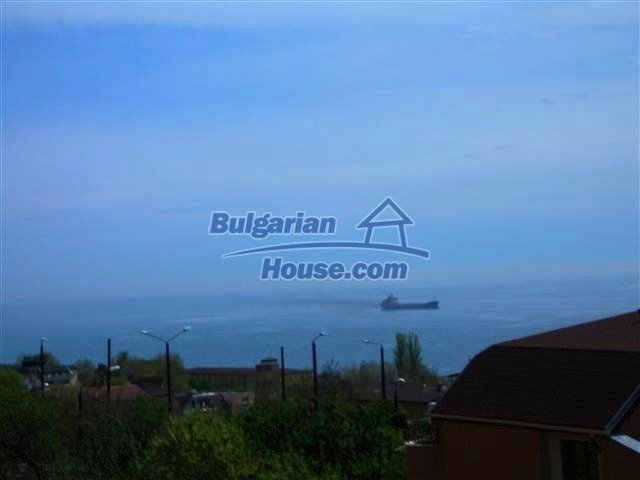 10743:10 - Fully furnished apartment with splendid sea view in Varna