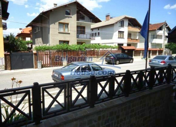 10745:1 - Fully furnished one-bedroom apartment in Bansko