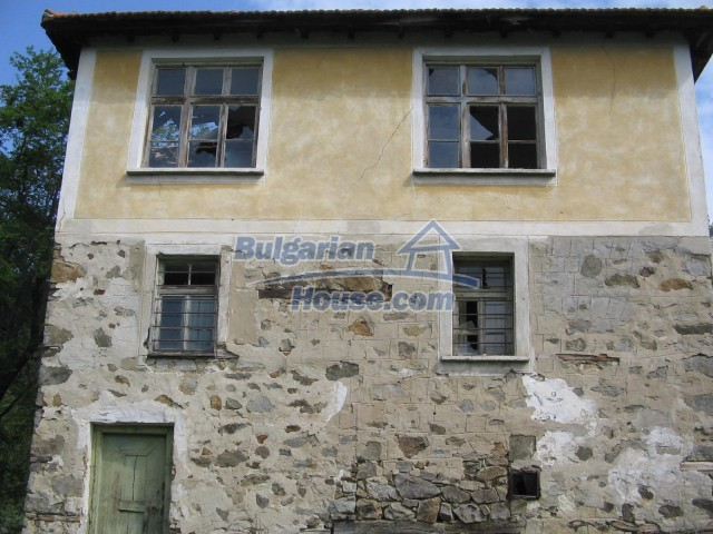 10758:6 - Cheap three-storey house with mountain view near Pamporovo