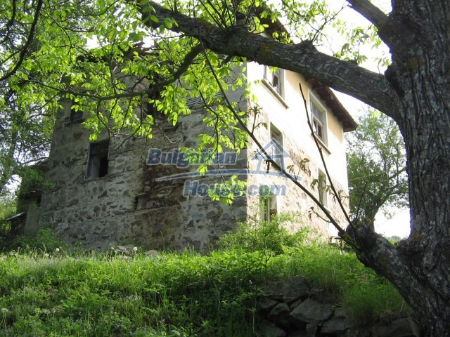 10758:9 - Cheap three-storey house with mountain view near Pamporovo