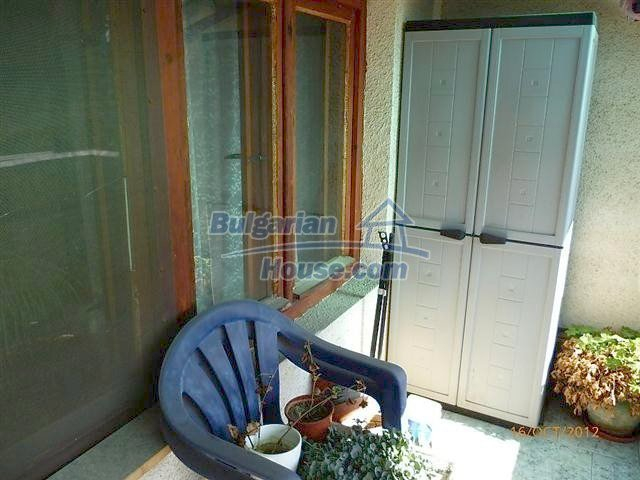 10764:8 - Compact partially furnished two-bedroom apartment, Burgas