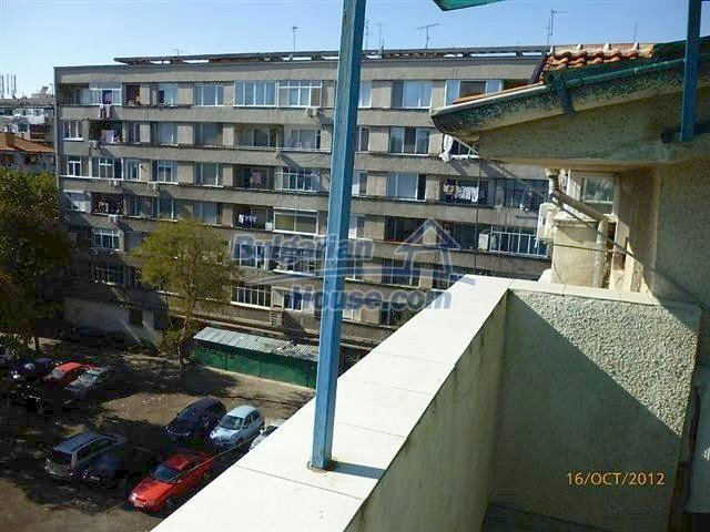 10764:9 - Compact partially furnished two-bedroom apartment, Burgas