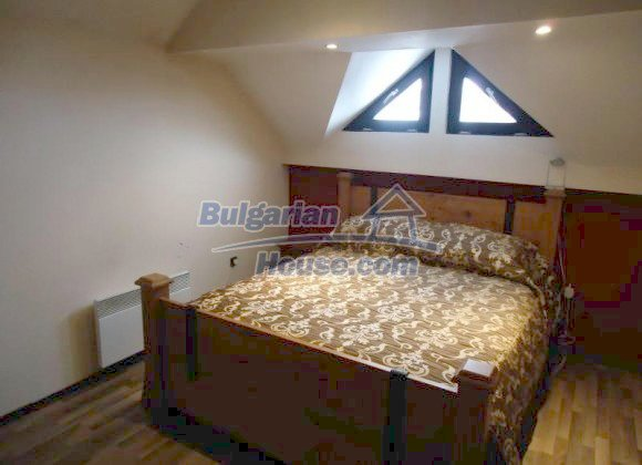 10768:15 - Fully furnished two-bedroom apartment in Bansko