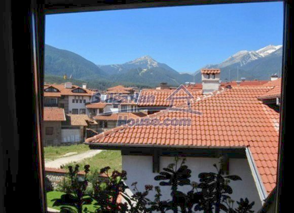 10768:18 - Fully furnished two-bedroom apartment in Bansko