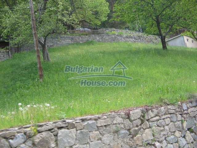 10770:13 - Regulated plot of land in a picturesque village near Pamporovo