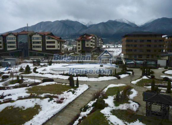 1-bedroom apartments for sale near Bansko - 10776