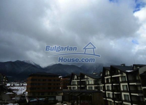 10776:12 - Wonderful one-bedroom apartment with mountain view, Bansko