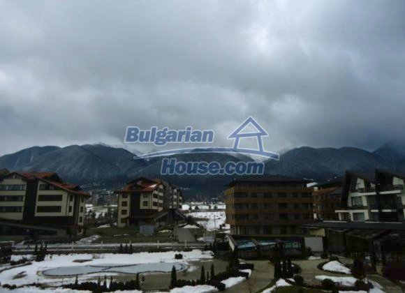 10776:8 - Wonderful one-bedroom apartment with mountain view, Bansko