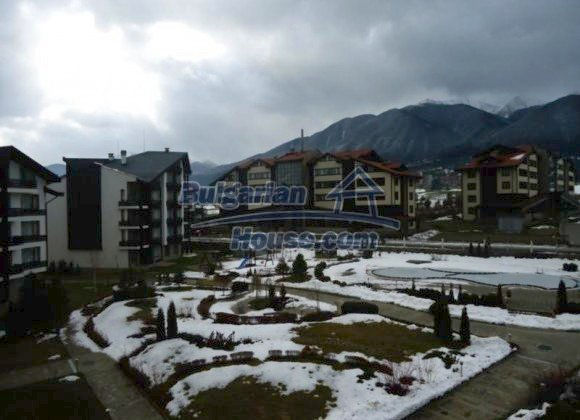 10776:9 - Wonderful one-bedroom apartment with mountain view, Bansko