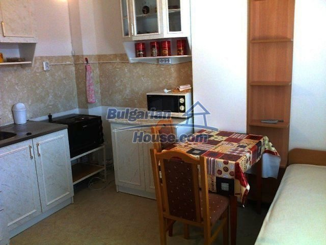 10783:2 - Studio apartment with sea view in nice district near Varna