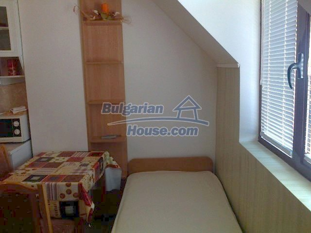 10783:3 - Studio apartment with sea view in nice district near Varna