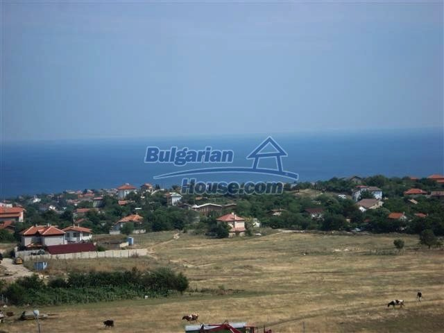 10783:11 - Studio apartment with sea view in nice district near Varna