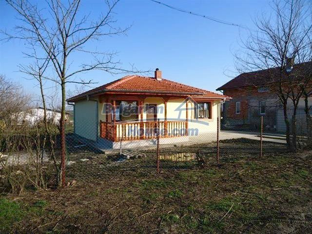 10795:2 - Entirely completed modern single-storey house near Burgas