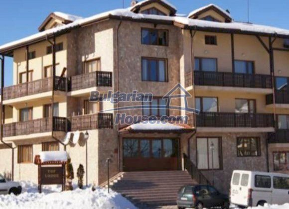 10796:19 - Wonderful two-bedroom apartment in Bansko