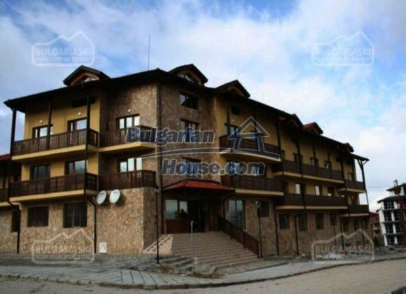 10796:20 - Wonderful two-bedroom apartment in Bansko
