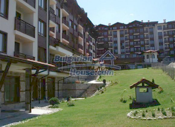 10797:1 - Great one-bedroom apartment with amazing mountain view, Bansko