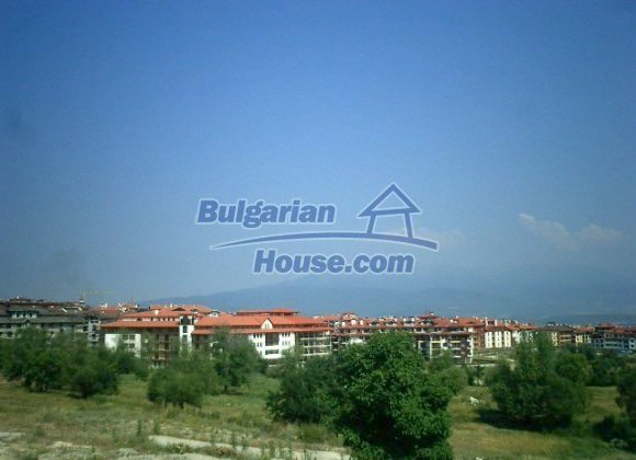 10797:11 - Great one-bedroom apartment with amazing mountain view, Bansko