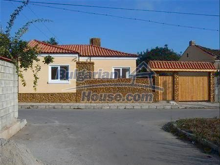 10798:1 - New single-storey house in the sea resort of Kavarna