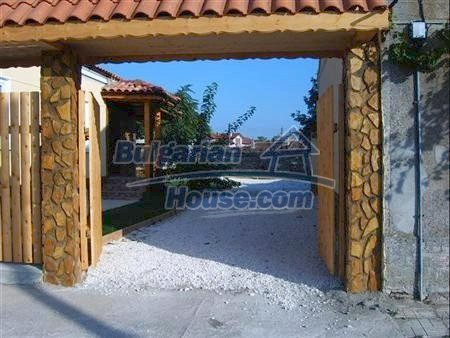 10798:4 - New single-storey house in the sea resort of Kavarna