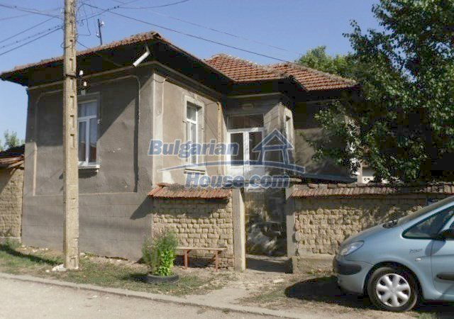 10801:3 - Lovely cheap renovated house with a garden near Pleven