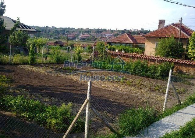 10802:6 - Thoroughly renovated house with garden near Pleven
