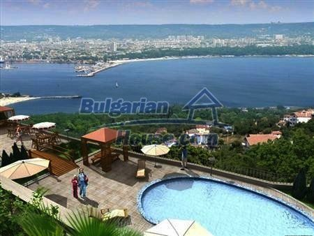 10809:4 - Partially furnished one-bedroom apartment near the sea, Varna