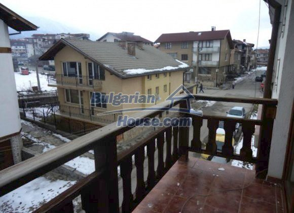 10811:11 - Compact furnished two-bedroom apartment in Bansko