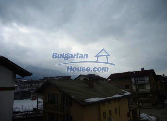 10811:12 - Compact furnished two-bedroom apartment in Bansko