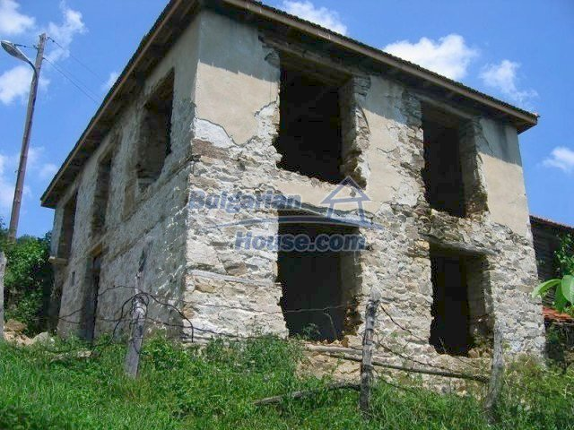 10819:3 - Rural stone-built two-storey house near a ski resort!