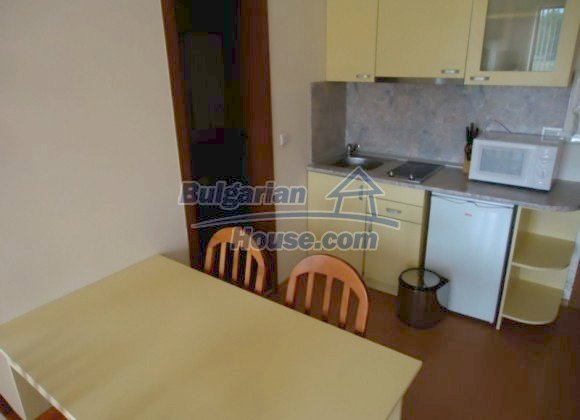 10821:2 - One-bedroom apartment in the ski resort of Bansko