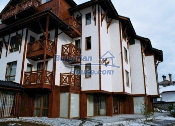 10821:13 - One-bedroom apartment in the ski resort of Bansko