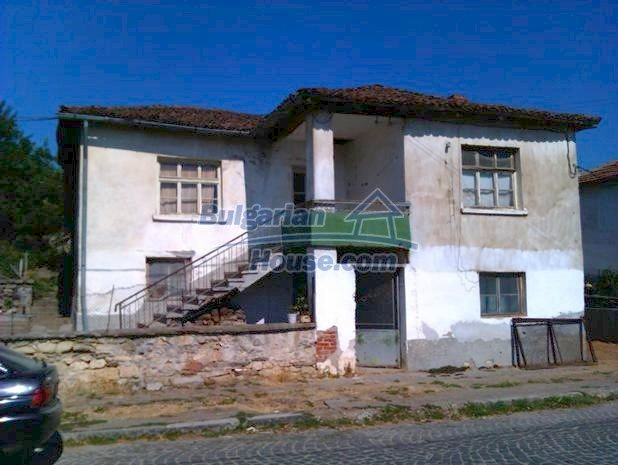 10822:1 - Two-storey house in good condition in Ivaylovgrad town