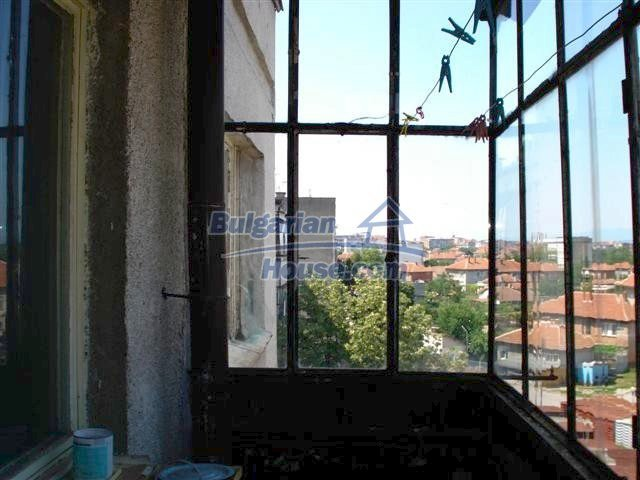 10832:7 - One-bedroom apartment near the town center, Elhovo
