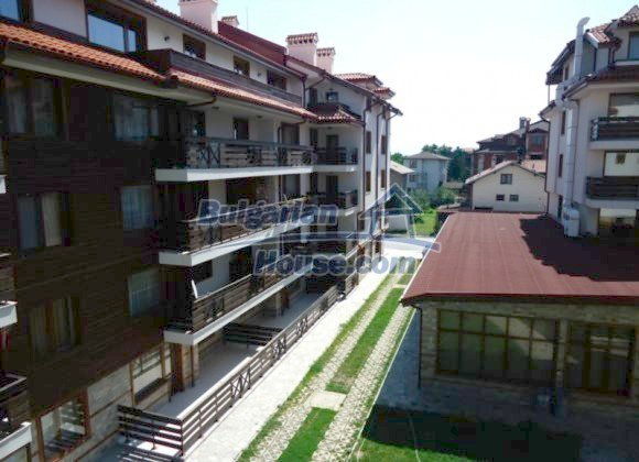 10835:11 - Furnished one-bedroom apartment with panoramic view in Bansko