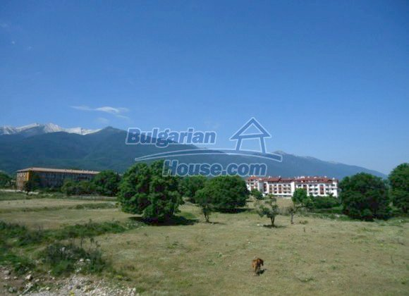 10835:8 - Furnished one-bedroom apartment with panoramic view in Bansko