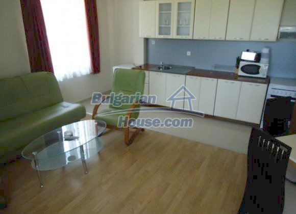 10835:9 - Furnished one-bedroom apartment with panoramic view in Bansko