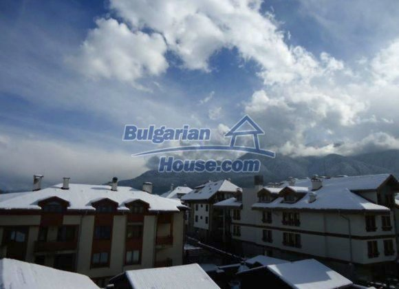 10837:12 - Gorgeous furnished two-bedroom apartment in Bansko