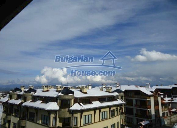 10837:15 - Gorgeous furnished two-bedroom apartment in Bansko